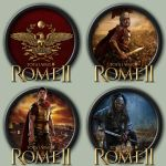 Total War: Rome 2 Icons by kodiak-caine