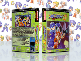 MegaMan 3 Complete Works Cover by TuxedoMoroboshi
