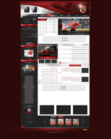 AE website   version2 by REDFLOOD