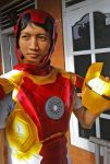 Progress Ironman Mark 43 by maysatria