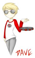 Dave Strider by BakuchanBaku