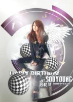 HAPPY BIRTHDAY SOOYOUNG by ExoticGeneration21