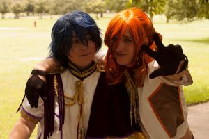 Uta no prince sama Tokiya and Ren by Frosty-Rain