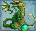 Dragon Adopt (Paypal) - OPEN by Daggerstale-Adopts