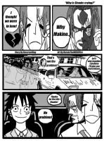 One Piece:High School Never Ends Page Seven by Reverendbug