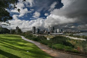 Kings park by nonsensible