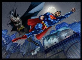 World Finest Jim Lee by Inhuman00