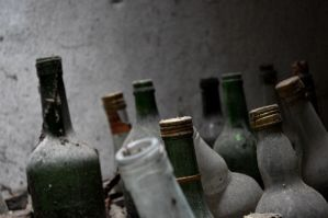 bottles by B-ecki