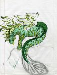 another hippocampus, eel by bleuberrymuffintop