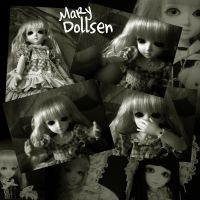 Mary Dollsen - First meeting by smileybeat