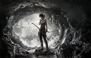 Tomb Raider - Final Art Box Wallpaper by TombRaider-Survivor