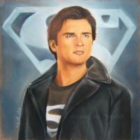 "Clark Kent ""the Blur"" by TomsGG"