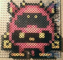 Red Virus by PerlerPixie
