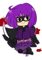 Hit Girl by CuddlyCapes