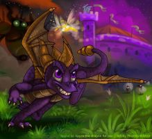 Spyros turn by Miu3