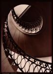 Circular Staircase by normanjerry