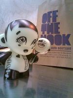 Munny Night at OffTheHook by Ikaruga