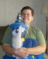 My Little Pony Plush Twilight as Starswirl Home by CINNAMON-STITCH