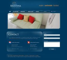 Villa Kristina - Website p2 by gagi03