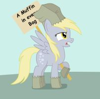 Derpy Protests by Birdco