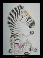 Zebra.Undressed. by youngmoons