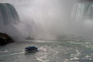 Maid of the Mist by Rebacan