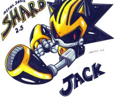SHARD aka JACK practice by trunks24