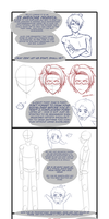 Learning Male Proportions with Prussia by JustMeBeingADork