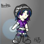 Nuriko - contest entry by Blakey-mads