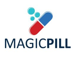 Magic Pill Logo by snkdesigns