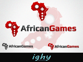 Africa Gaming by ighy1993