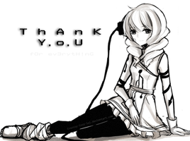 ThAnK YoU by Izzu-shi