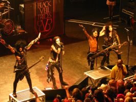 Black Veil Brides 29.10.11 by The-Shadow-artist