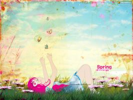 Spring dreamings by lovelybutterfly