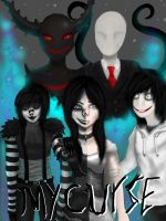 Book cover of My Curse by Stormdeathstar9