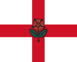 England Emblem - 1 by Rory-The-Lion