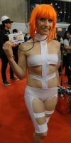 NYCC'11 Leeloo by zer0guard