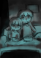 Day 3: Watching a Movie by choco-java