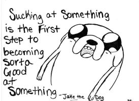 Jake Quote by FumiDeeCat