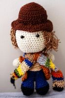 Doctor Who: The Fourth Doctor by Nissie