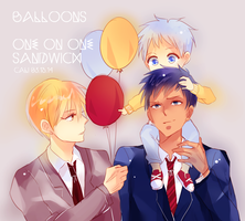 knb: balloons by califlair