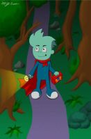Pajama Sam Adventure by ShardiSeal