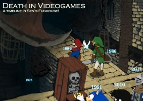 Death In Videogames: A Timeline by White-Pwny