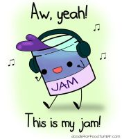 Jammin' out by DoodleForFood