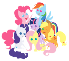 Do you know you're all my VBF? by TheUnununium