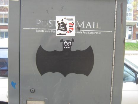 BatMonty by the-street-improver
