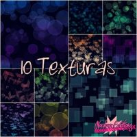 Texturas! by NochuuEditions