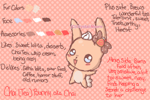 Chai Tea Bunny Ref by Crystal-Moore