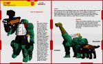 TARGETMASTER STOMP by F-for-feasant-design