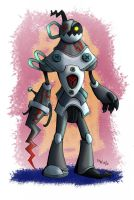 Heartless Comm 9 - Borg by LynxGriffin